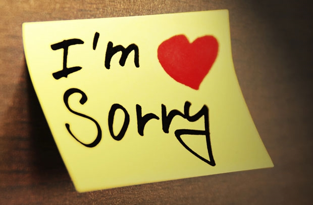 Kết quả hình ảnh cho những câu nói xin lỗi bạn thân