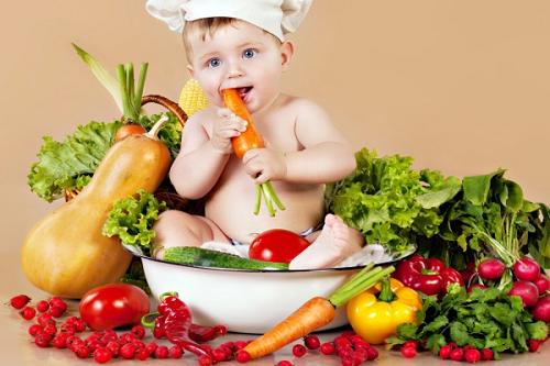 Phát triển não bộ cho trẻ bằng 6 chất dinh dưỡng cần thiết