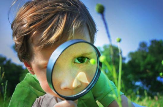 Cách giúp trẻ tăng khả năng quan sát để phát triển trí tuệ