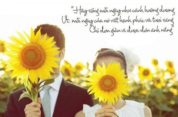 Hãy tin, cuộc sống tươi đẹp vẫn luôn chào đón bạn ở phía trước