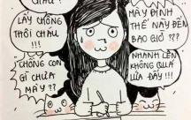 Những status cười ra nước mắt - Tết của những gái ế