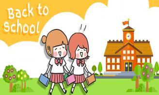 Status đón trào năm học mới, mùa tựu trường trong niềm vui hân hoan