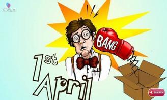 Những ý tưởng độc đáo cho ngày Cá tháng Tư thêm độc đáo và vui nhộn