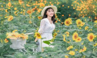 Stt mùa hoa tháng 10 với những sắc màu yêu thương