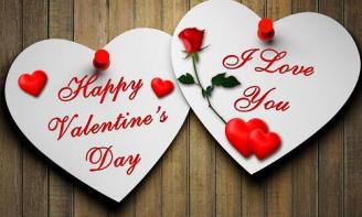 Những câu chúc ngọt ngào làm rung động trái tim nàng nhân ngày lễ tình yêu
