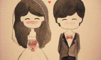 Stt yêu đủ rồi mình cưới nhau đi em