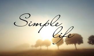 Những tận hưởng cho cuộc đời đơn giản
