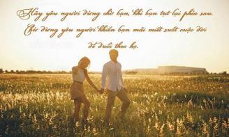 Một chút lãng mạn cho tình yêu thêm sâu lắng từ những stt ấn tượng