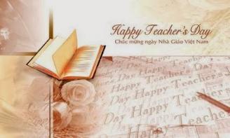 Stt ngày 20/11 hay, ý nghĩa dành tặng thầy cô nhân ngày nhà giáo Việt Nam