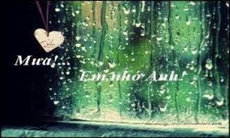 Những Stt chơi vơi ngày mưa Có một nỗi nhớ ngự trị nơi em