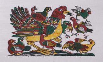 Hình ảnh con gà trong ca dao – tục ngữ Việt Nam