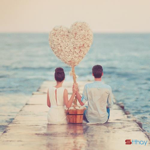 Status chờ mong Người yêu tương lai à, Em đi tìm anh, đi tìm hạnh phúc, ...