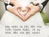 STT Hôn nhân không phải là đích cuối mà là sự khởi đầu