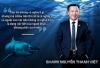 """Shark Nguyễn Thành Việt và những phát ngôn """"chất phát ngất"""""""